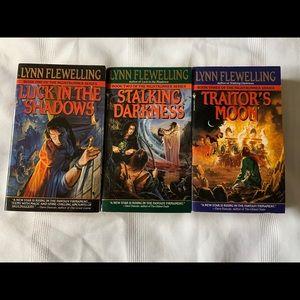 Books by Lynn Flewelling